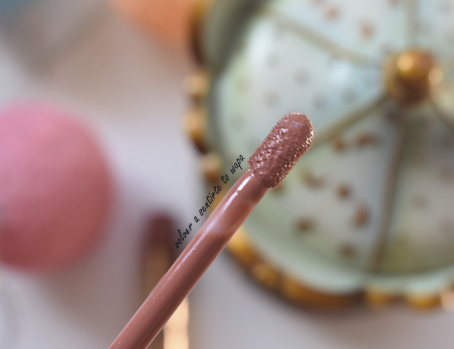 Labial fijo Khlo$ de Kylie Cosmetics