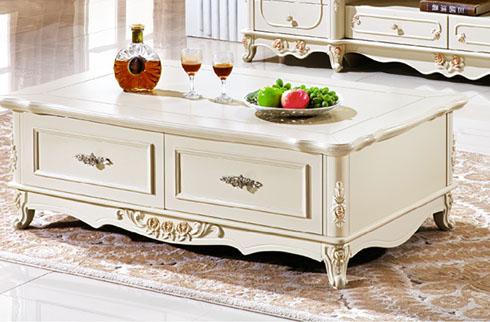 Những ưu điểm tuyệt vời mà bàn trà gỗ phòng khách mang lại