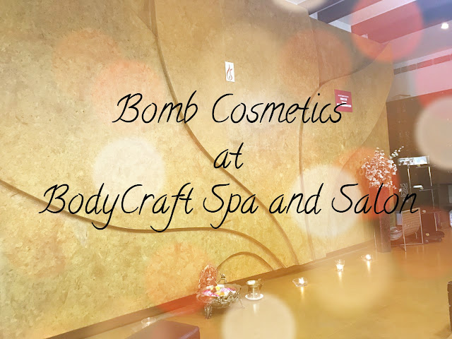 EXPERIENCE: Bomb CosmeticsManicure and Perdicure at BodyCraft Spa and Salon image
