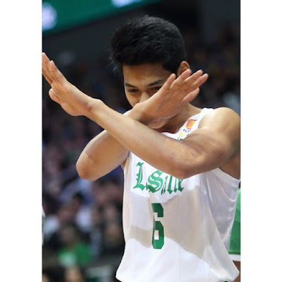 Ricci Rivero 6'1 athletic Guard Dunks