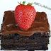 Receita de brownie funcional de alfarroba