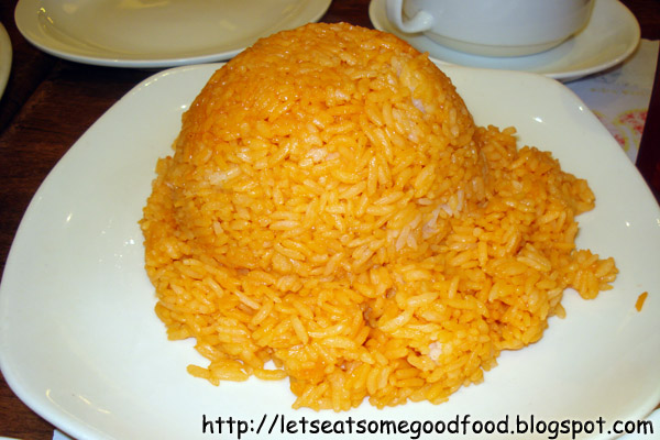 Jumbo+Java+Rice - Visiting Peri Peri Charcoal Chicken Restaurant