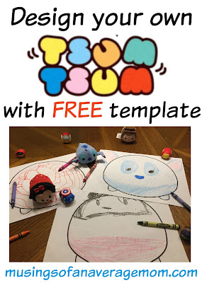 free tsum tsum coloring pages