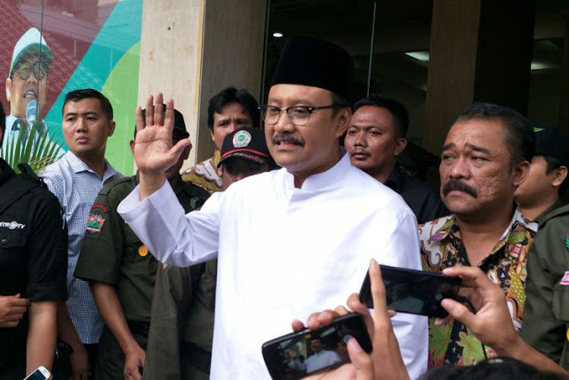 PKB Tolak Kader Gerindra, PKS dan PAN jadi Pendamping Gus Ipul