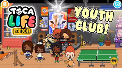 Toca Life School Apk + Data for Android (paid)