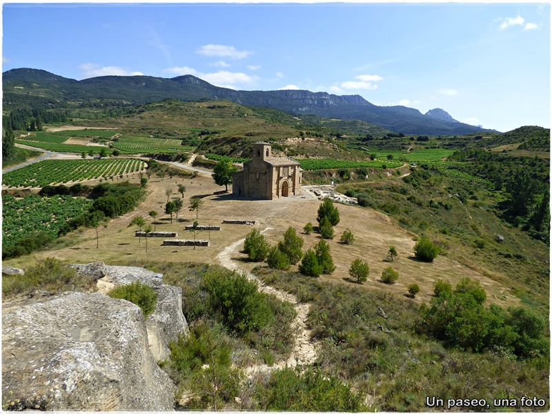 Un paseo una foto ermita de santa mar a de la piscina - Piscina san vicente ...