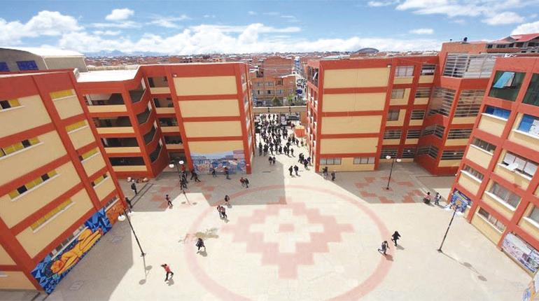 Este jueves se realiza la primera vuelta por el rectorado en la UPEA / EL ALTEÑO