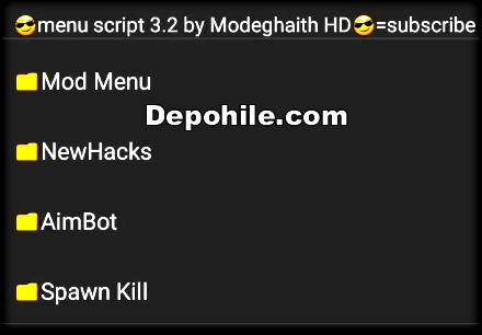Critical Ops 9.11.x Modeghaith Aim,Bullet Script Hile Ekim 2018