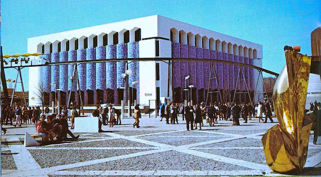 Iran pavilion at Expo 67