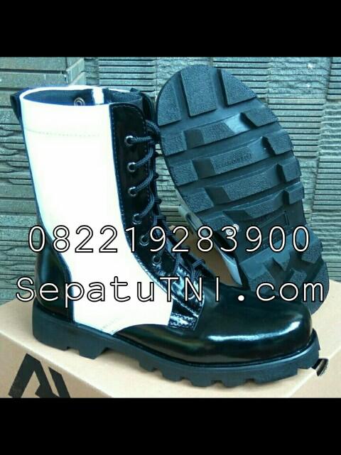 Sepatu PDL Polisi Militer merk AWL
