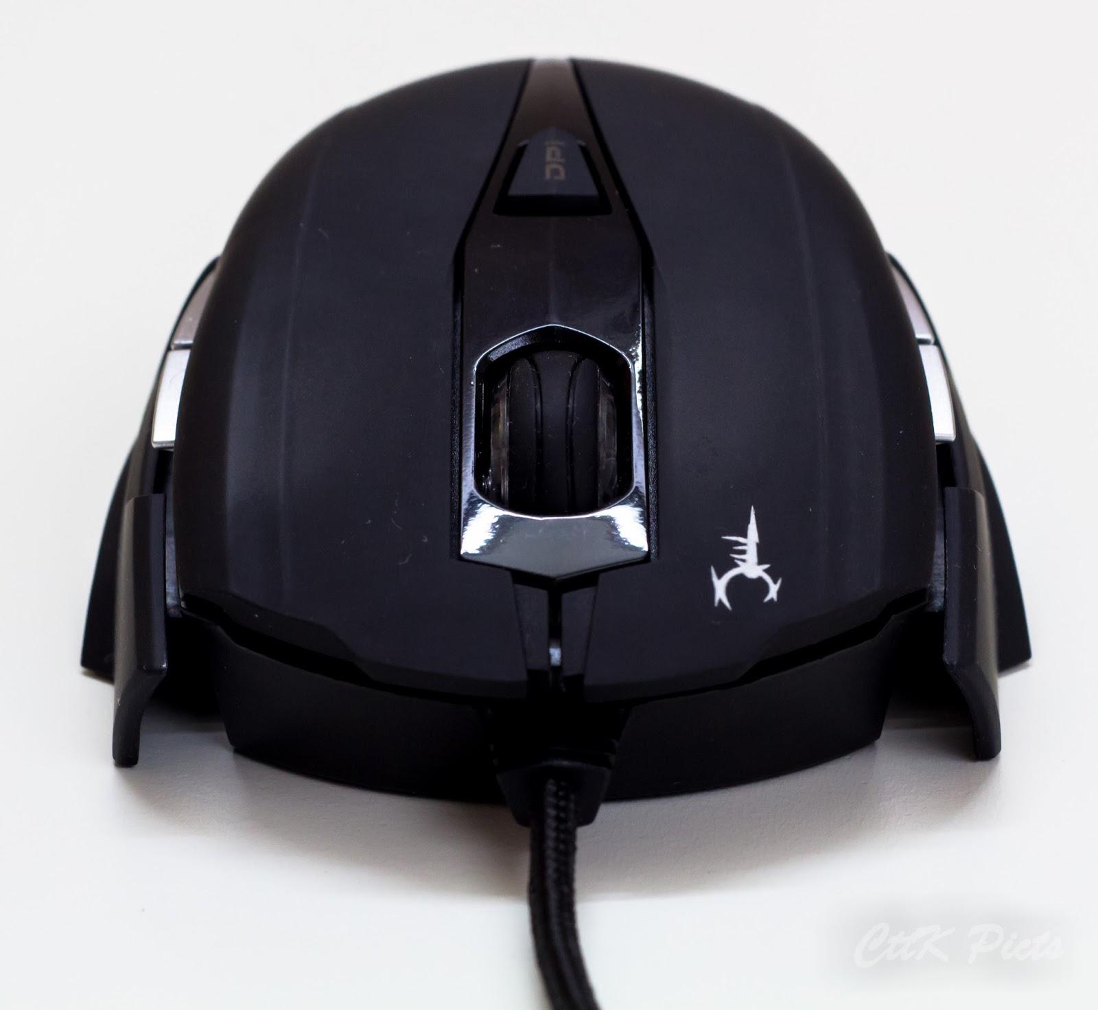 Gamdias Hades Extension Optical Gaming Mouse 63