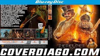 Thugs of Hindostan BLURAY - Rebeldes de Hindostán