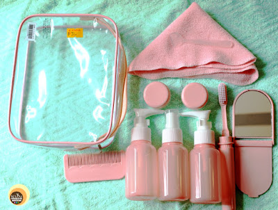 Travel Toiletry Bag, 9 Smart Ways To Travel Light, Smart Travel Packing Tips,NBAM Travel Hacks