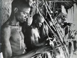 Yoruba weavers