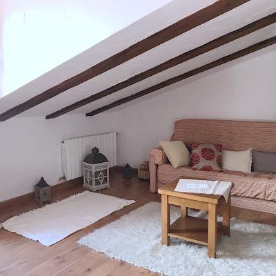 La zona abuhardillada de una habitación utilizarla para otras actividades que no sean dormir