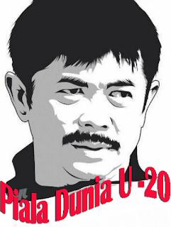 Keyakinan Indra Sjafri Timnas U – 19 Lolos Piala Dunia U-20 di amiini Mbah Mijan