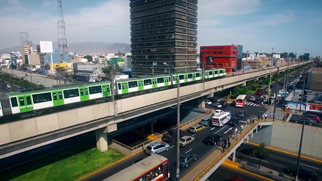 Mobility patterns in Lima and Callao based on Big Data technology