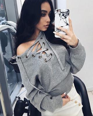 Outfits con SUDADERAS tumblr que estan de moda