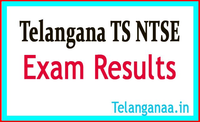 Telangana TS NTSE