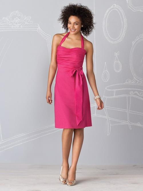 Pink Short Homecoming Dresses Design - Wedding Dress