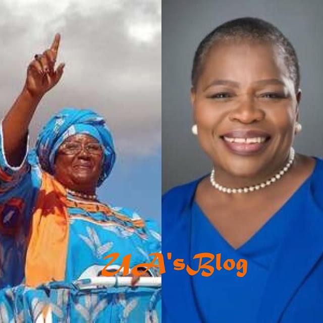 2019: Ex-Malawi President, Joyce Banda endorses Ezekwesili