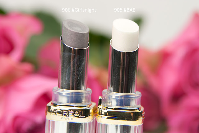 L'Oreal - Color Riche Shine Lippenstifte - Review