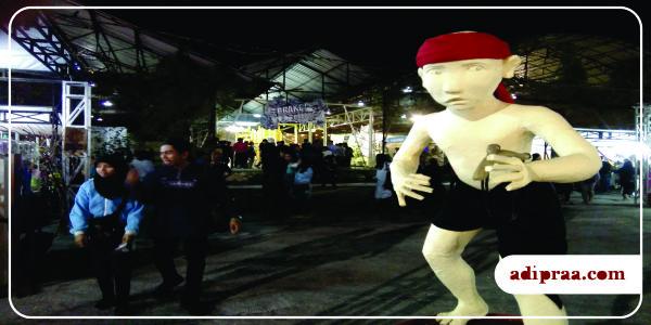 Patung Bocah Dolanan Plintheng | adipraa.com