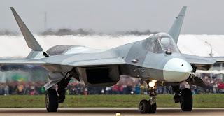 Pesawat Tempur Su-57