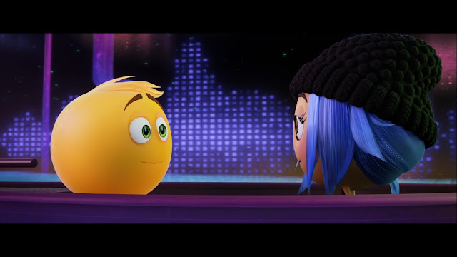 Emoji - La película - 1080p - Dual - Captura 2