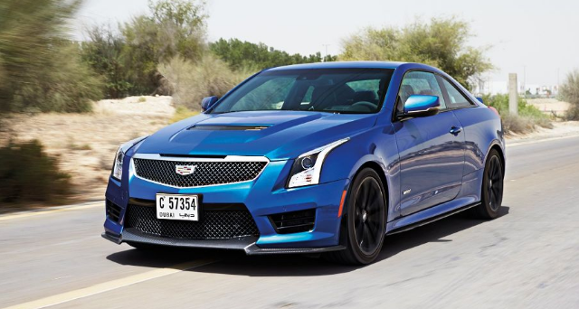 2016 Cadillac ATS Coupe 3.6 Review
