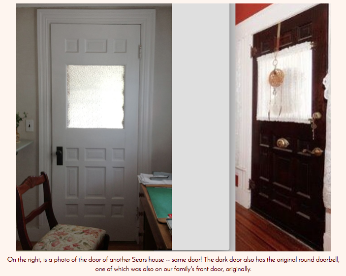 Decorating sears screen doors : Sears House Seeker: Sears Bandon: Two In Pittsburgh!