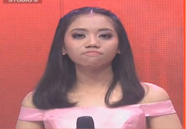Eriy Ryzale DA Asia 3 Yang Tersenggol Tadi Malam 16 November 2017