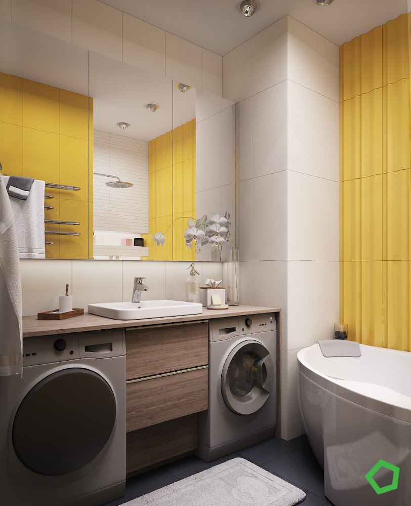 cheerful-bright-bathroom-colors