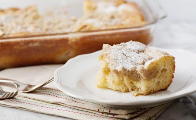 Apple Pie Cake #apple #cake