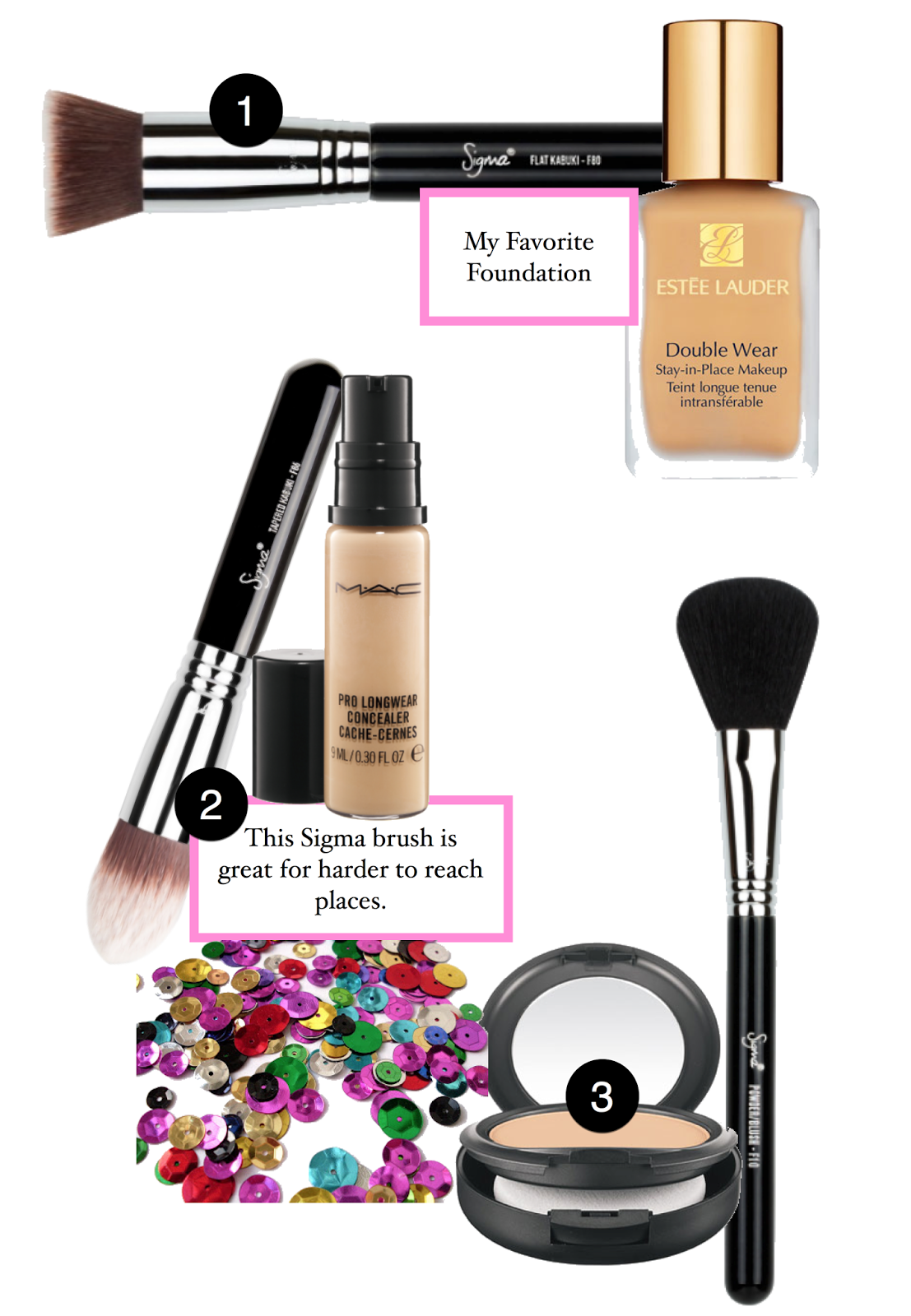 Makeup Must Haves For Beginners: Daily Makeup Must-Haves..