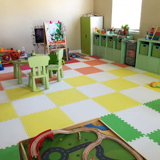 Greatmats sound reducation kids room floors foam material