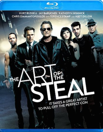 The Art of the Steal 2013 Hindi Dubbed BluRay Download