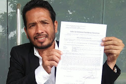 M Yunus Wahyudi Laporkan Pengunggah Foto Porno Mirip Bupati Banyuwangi.