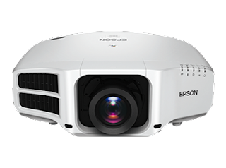 This utility allows y'all to banking company gibe the condition of in addition to command Epson projectors connected to  Download Epson Pro G7100 Drivers