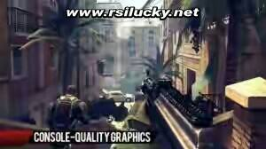 Download Modern Combat 4 Apk Data