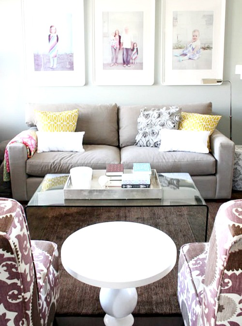 Ideas For Small Living Room Furniture Arrangements | COZY ...