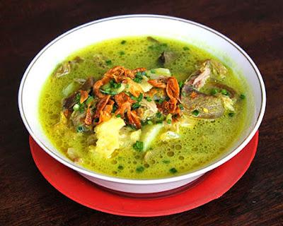 Empal Gentong, Kuliner Cirebon, Strawberry Delight