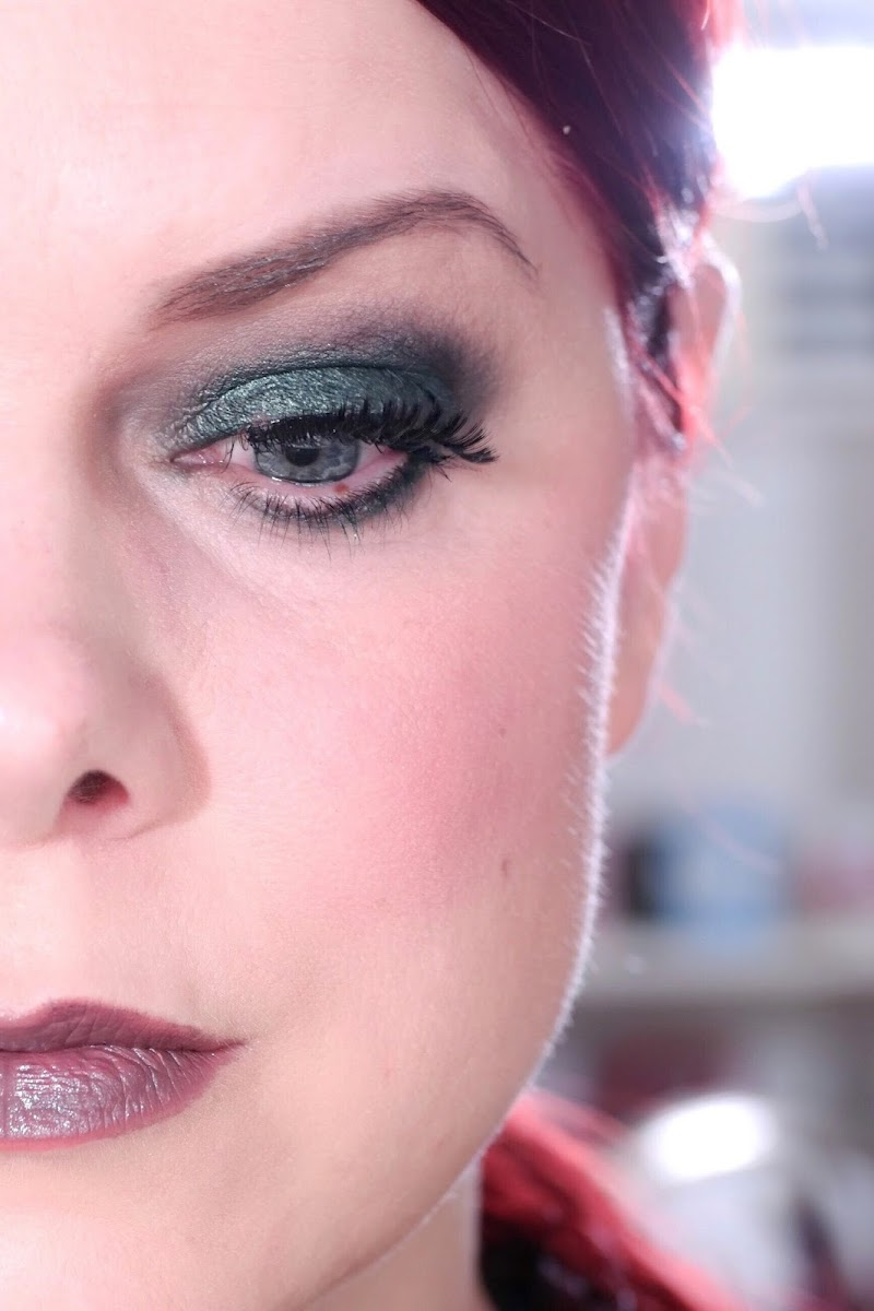 Smoky Look Makeup