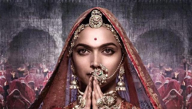 Padmaavat Release Date