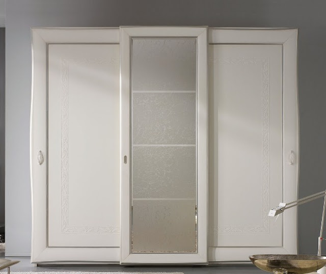 model lemari baju 3 pintu minimalis