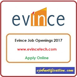 Evince Hiring Freshers IOS Developer Jobs in Chennai Apply Online