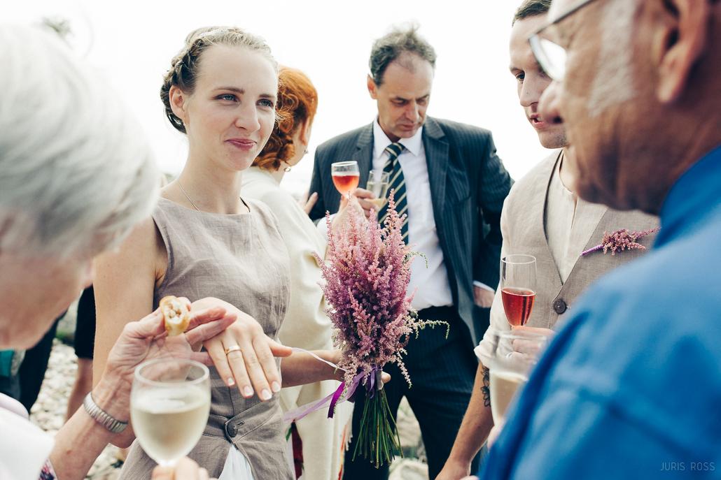 Kādus ziedus izvēlēties līgavas pušķim?