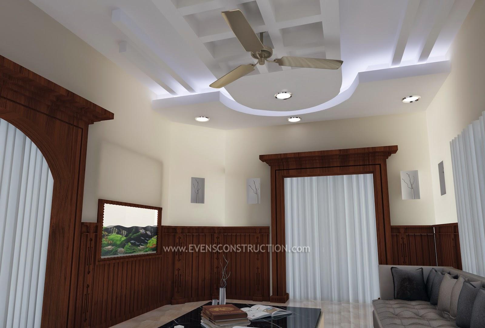 Kerala style living room