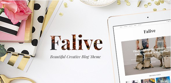 Best Responsive Blog Template