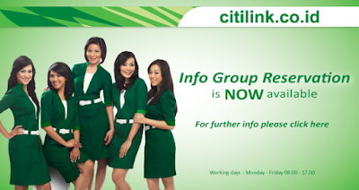 Walk In Interview PT Citilink Indonesia Pendidikan Minimal SMA